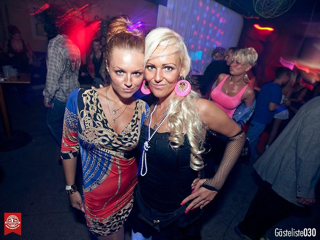 """Partyfoto #50 Altes Funkwerk Köpenick 02.10.2012 """"Der Letzte Lude"""""""