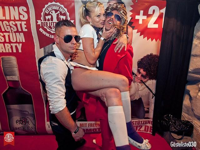 https://www.gaesteliste030.de/Partyfoto #218 Altes Funkwerk Köpenick Berlin vom 02.10.2012