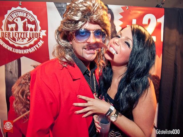 https://www.gaesteliste030.de/Partyfoto #134 Altes Funkwerk Köpenick Berlin vom 02.10.2012