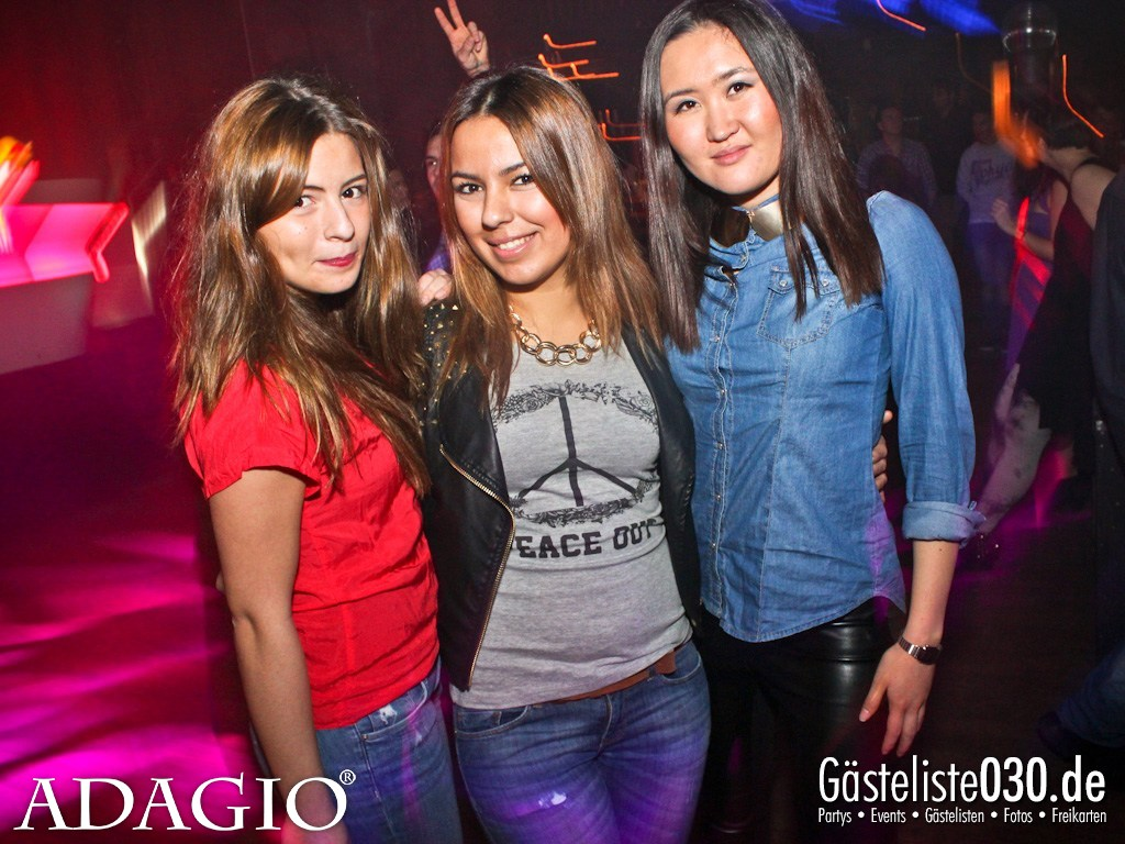 Partyfoto #75 Adagio 22.11.2012 Chris Brown Official After Show Party