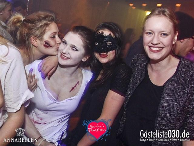 https://www.gaesteliste030.de/Partyfoto #5 Annabelle's Berlin vom 26.10.2012