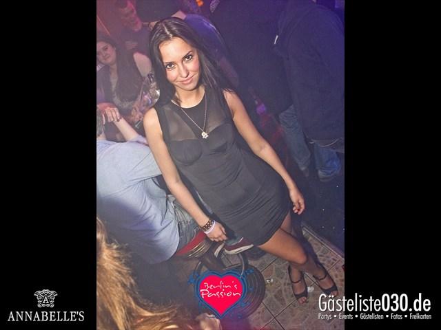 https://www.gaesteliste030.de/Partyfoto #56 Annabelle's Berlin vom 26.10.2012