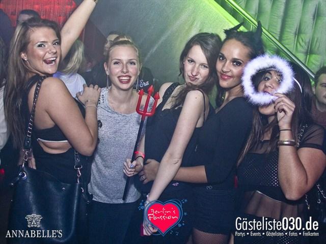 https://www.gaesteliste030.de/Partyfoto #14 Annabelle's Berlin vom 26.10.2012