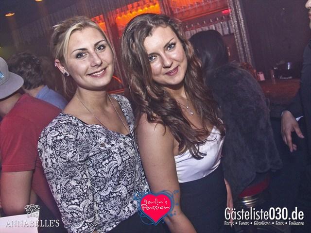 https://www.gaesteliste030.de/Partyfoto #8 Annabelle's Berlin vom 26.10.2012