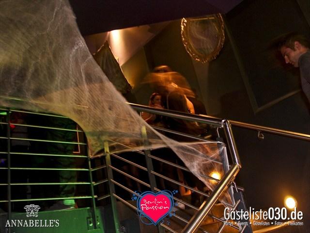 https://www.gaesteliste030.de/Partyfoto #71 Annabelle's Berlin vom 26.10.2012