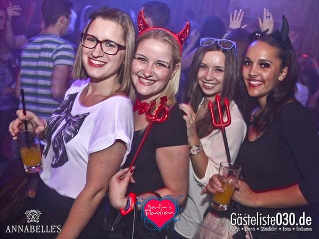 https://www.gaesteliste030.de/Partyfoto #9 Annabelle's Berlin vom 26.10.2012