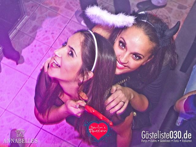 https://www.gaesteliste030.de/Partyfoto #33 Annabelle's Berlin vom 26.10.2012