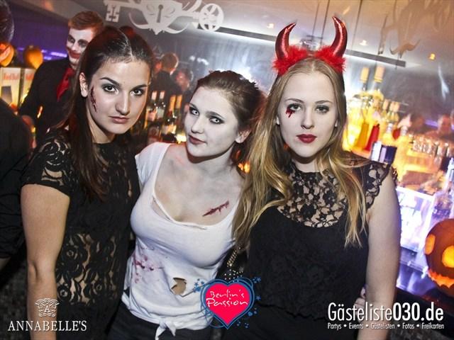 https://www.gaesteliste030.de/Partyfoto #80 Annabelle's Berlin vom 26.10.2012