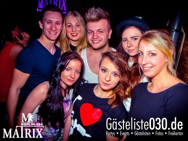 https://www.gaesteliste030.de/Partyfoto #104 Matrix Berlin vom 17.04.2013