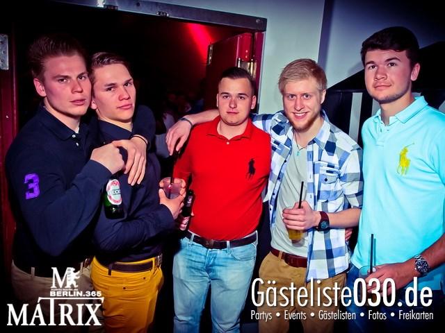 https://www.gaesteliste030.de/Partyfoto #107 Matrix Berlin vom 17.04.2013