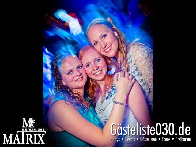 https://www.gaesteliste030.de/Partyfoto #105 Matrix Berlin vom 17.04.2013