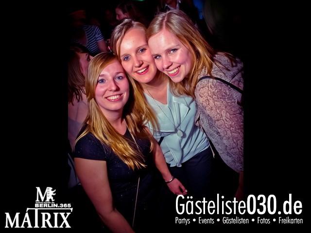 https://www.gaesteliste030.de/Partyfoto #69 Matrix Berlin vom 17.04.2013