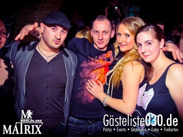 https://www.gaesteliste030.de/Partyfoto #102 Matrix Berlin vom 17.04.2013