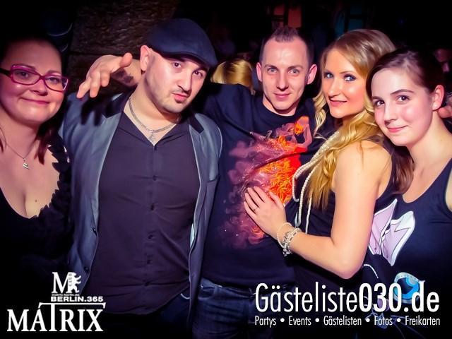 https://www.gaesteliste030.de/Partyfoto #57 Matrix Berlin vom 17.04.2013