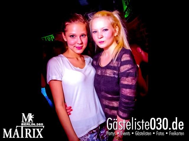 https://www.gaesteliste030.de/Partyfoto #66 Matrix Berlin vom 17.04.2013