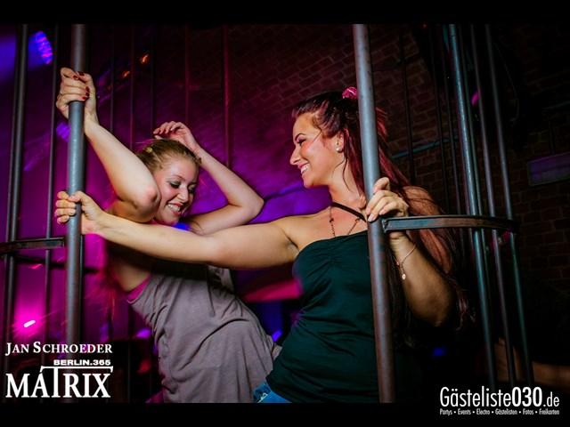 https://www.gaesteliste030.de/Partyfoto #8 Matrix Berlin vom 24.08.2013