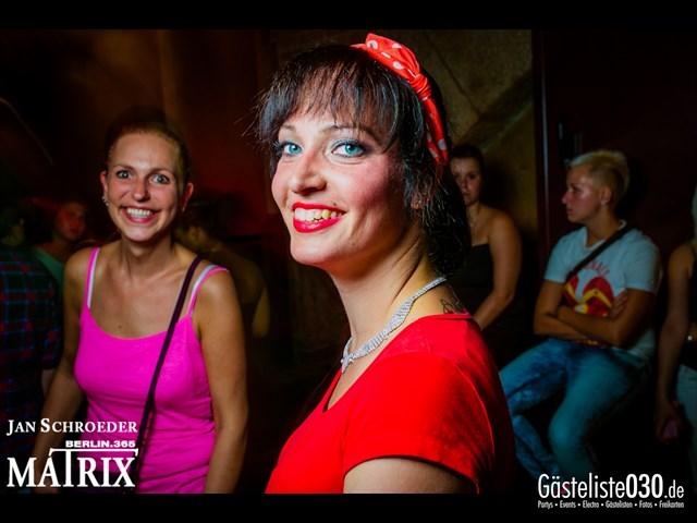 https://www.gaesteliste030.de/Partyfoto #23 Matrix Berlin vom 24.08.2013
