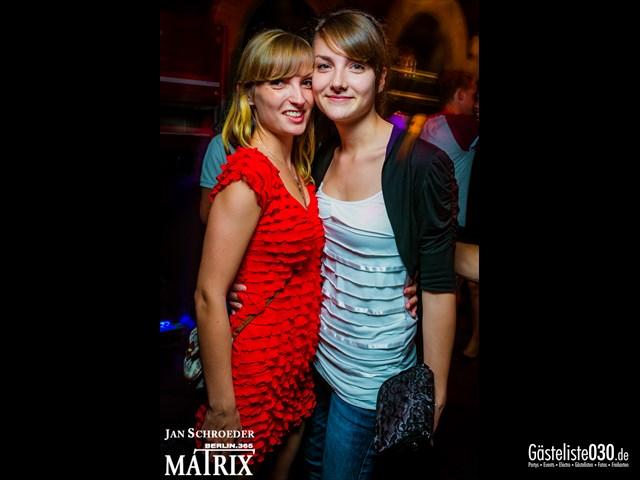 https://www.gaesteliste030.de/Partyfoto #56 Matrix Berlin vom 24.08.2013