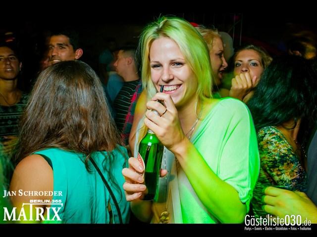 https://www.gaesteliste030.de/Partyfoto #73 Matrix Berlin vom 24.08.2013