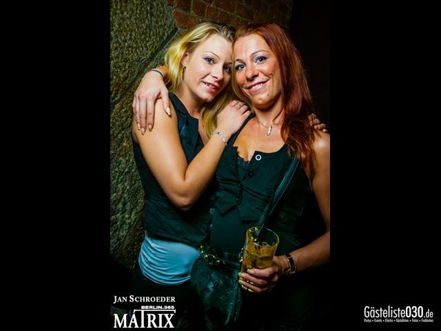 https://www.gaesteliste030.de/Partyfoto #76 Matrix Berlin vom 24.08.2013