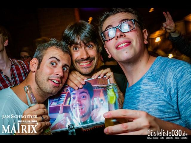 https://www.gaesteliste030.de/Partyfoto #100 Matrix Berlin vom 24.08.2013