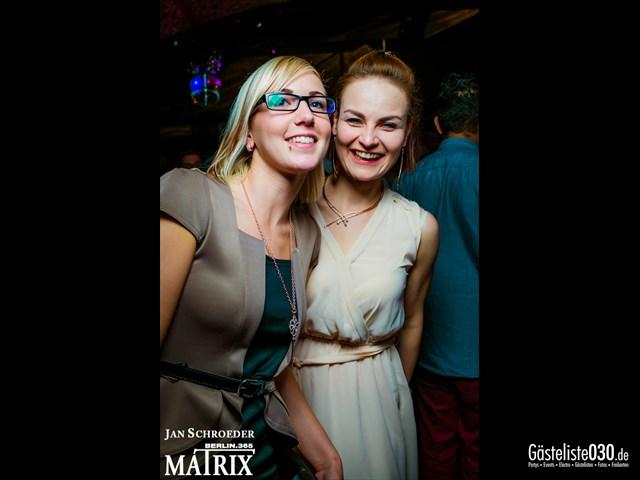 https://www.gaesteliste030.de/Partyfoto #97 Matrix Berlin vom 24.08.2013