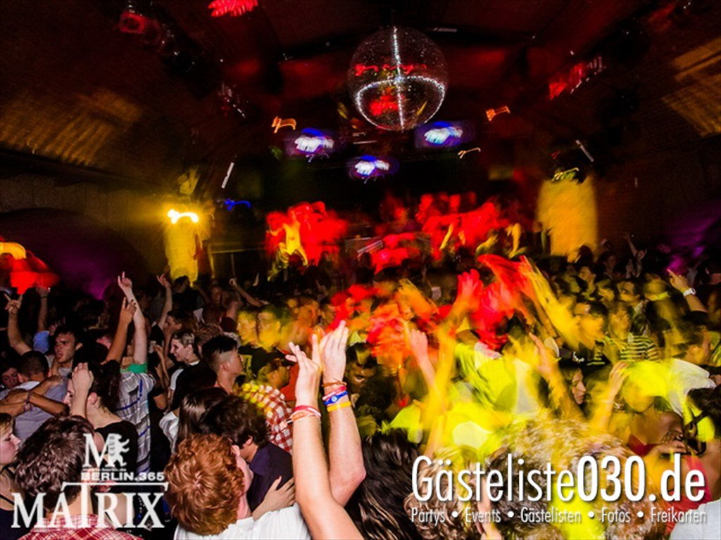 Partyfoto #75 Matrix 25.07.2012 Allure