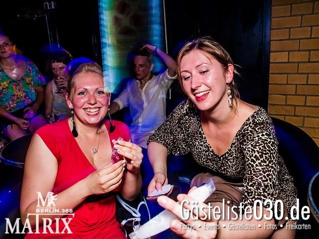 https://www.gaesteliste030.de/Partyfoto #68 Matrix Berlin vom 25.07.2012