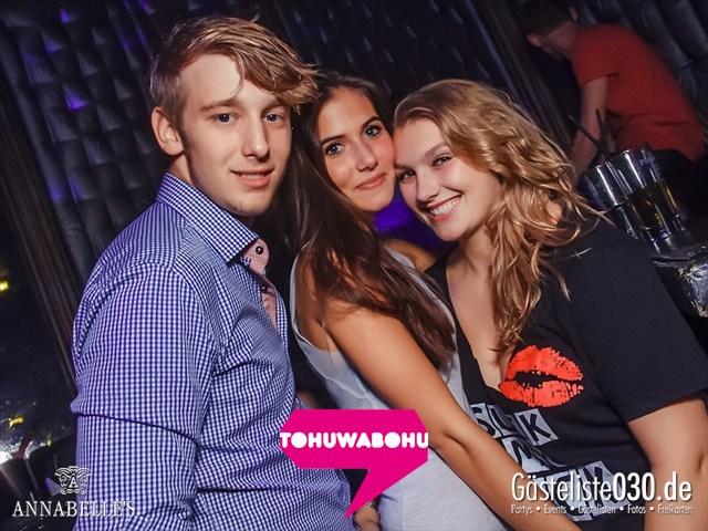https://www.gaesteliste030.de/Partyfoto #3 Annabelle's Berlin vom 14.09.2012