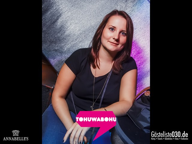 https://www.gaesteliste030.de/Partyfoto #50 Annabelle's Berlin vom 14.09.2012