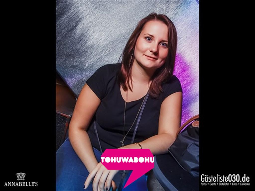 Partyfoto #50 Annabelle's 14.09.2012 Tohuwabohu Grand Opening