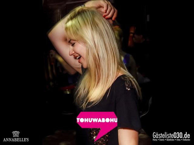 https://www.gaesteliste030.de/Partyfoto #87 Annabelle's Berlin vom 14.09.2012