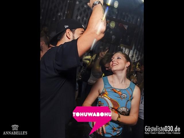 https://www.gaesteliste030.de/Partyfoto #77 Annabelle's Berlin vom 14.09.2012