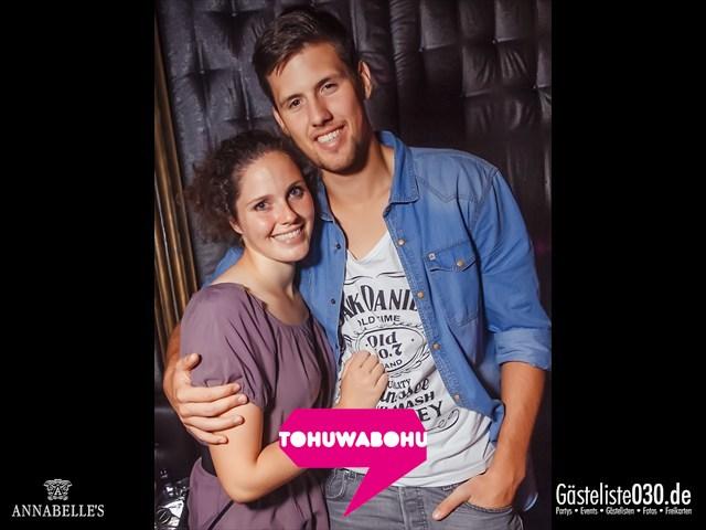 https://www.gaesteliste030.de/Partyfoto #45 Annabelle's Berlin vom 14.09.2012