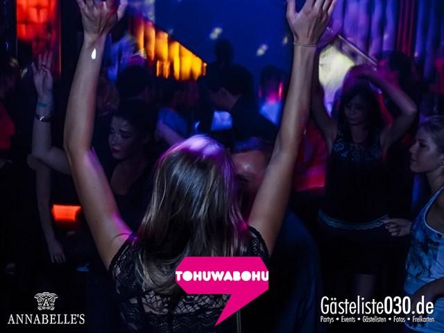 https://www.gaesteliste030.de/Partyfoto #52 Annabelle's Berlin vom 14.09.2012