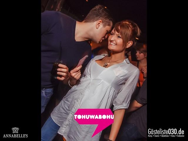 https://www.gaesteliste030.de/Partyfoto #75 Annabelle's Berlin vom 14.09.2012