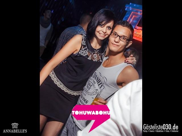 https://www.gaesteliste030.de/Partyfoto #59 Annabelle's Berlin vom 14.09.2012