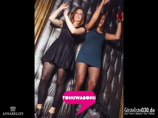 https://www.gaesteliste030.de/Partyfoto #61 Annabelle's Berlin vom 14.09.2012