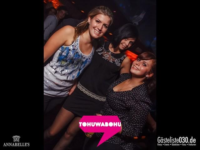 https://www.gaesteliste030.de/Partyfoto #57 Annabelle's Berlin vom 14.09.2012