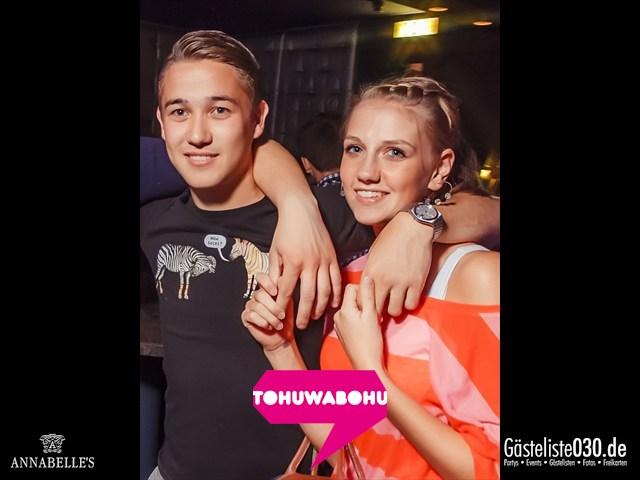 https://www.gaesteliste030.de/Partyfoto #64 Annabelle's Berlin vom 14.09.2012