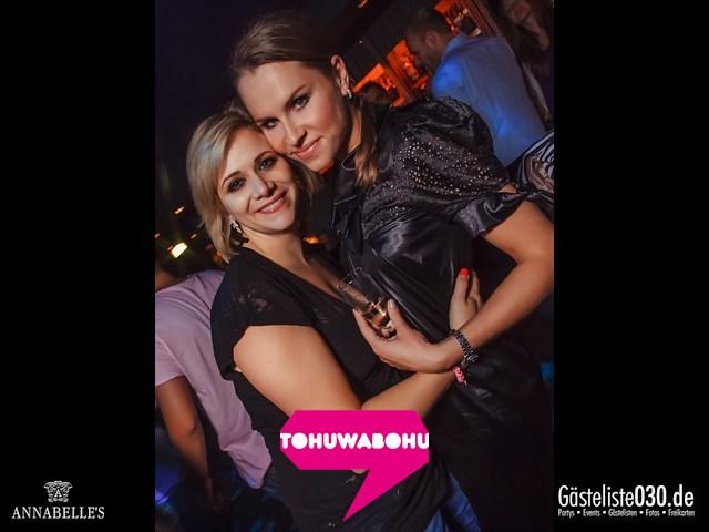 https://www.gaesteliste030.de/Partyfoto #67 Annabelle's Berlin vom 14.09.2012
