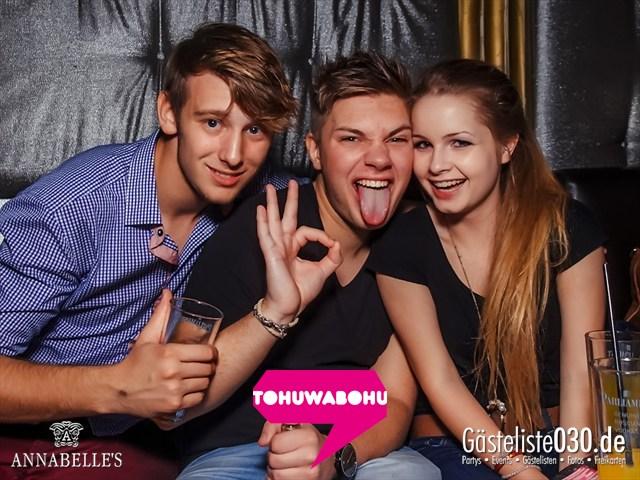 https://www.gaesteliste030.de/Partyfoto #1 Annabelle's Berlin vom 14.09.2012