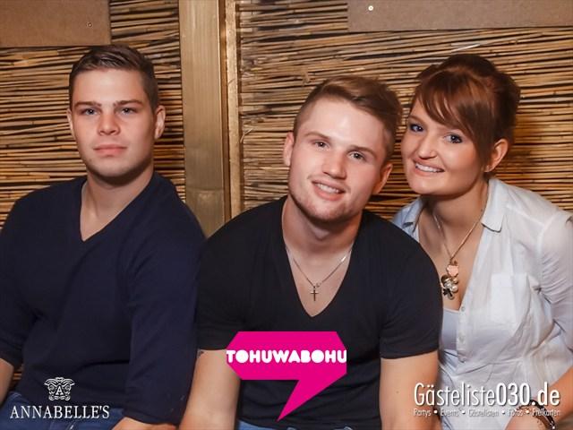https://www.gaesteliste030.de/Partyfoto #20 Annabelle's Berlin vom 14.09.2012