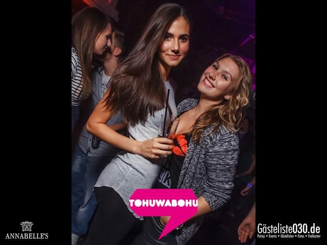 https://www.gaesteliste030.de/Partyfoto #55 Annabelle's Berlin vom 14.09.2012