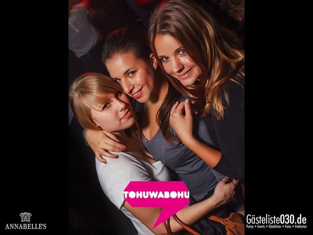 https://www.gaesteliste030.de/Partyfoto #69 Annabelle's Berlin vom 14.09.2012
