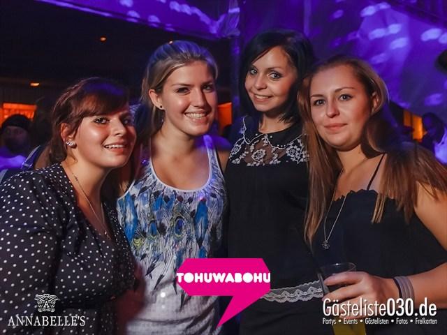 https://www.gaesteliste030.de/Partyfoto #10 Annabelle's Berlin vom 14.09.2012