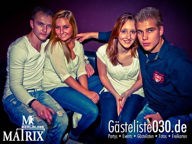 https://www.gaesteliste030.de/Partyfoto #87 Matrix Berlin vom 01.11.2012