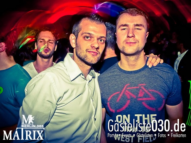 https://www.gaesteliste030.de/Partyfoto #63 Matrix Berlin vom 01.11.2012