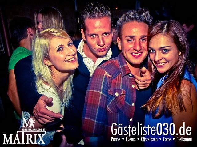 https://www.gaesteliste030.de/Partyfoto #95 Matrix Berlin vom 01.11.2012