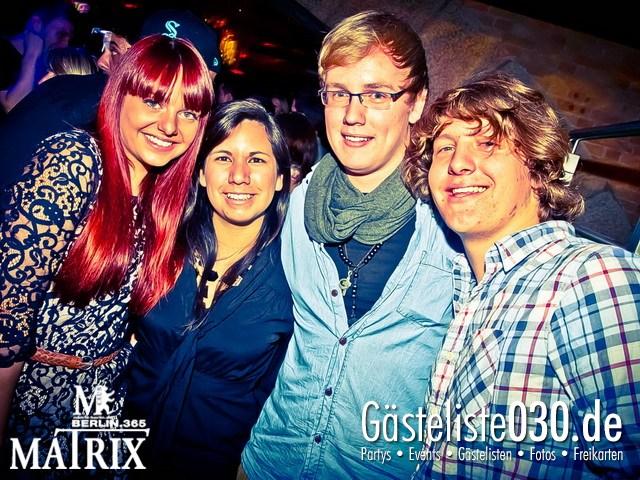 https://www.gaesteliste030.de/Partyfoto #49 Matrix Berlin vom 01.11.2012